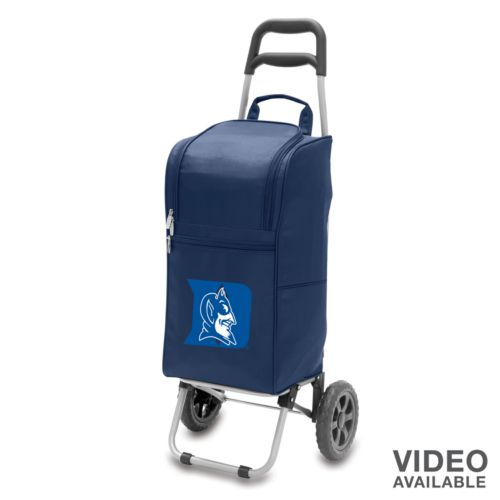Picnic Time Duke Blue Devils Cart Cooler