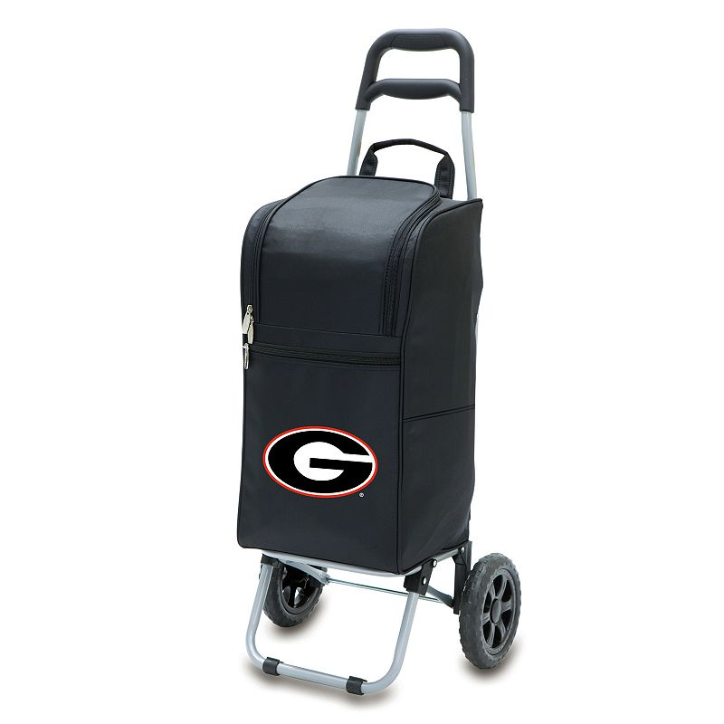 Picnic Time Georgia Bulldogs Cart Cooler