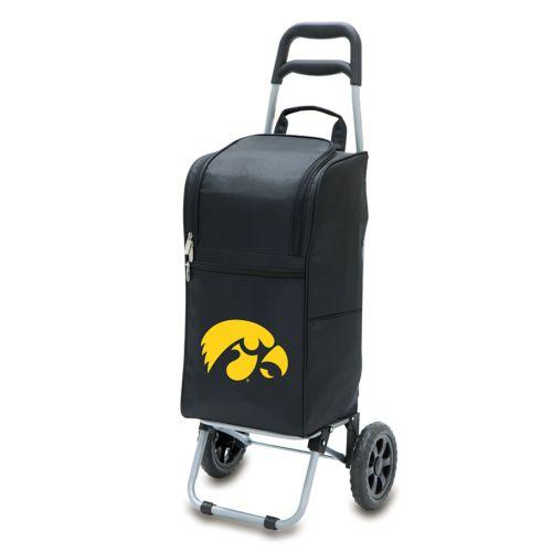 Picnic Time Iowa Hawkeyes Cart Cooler