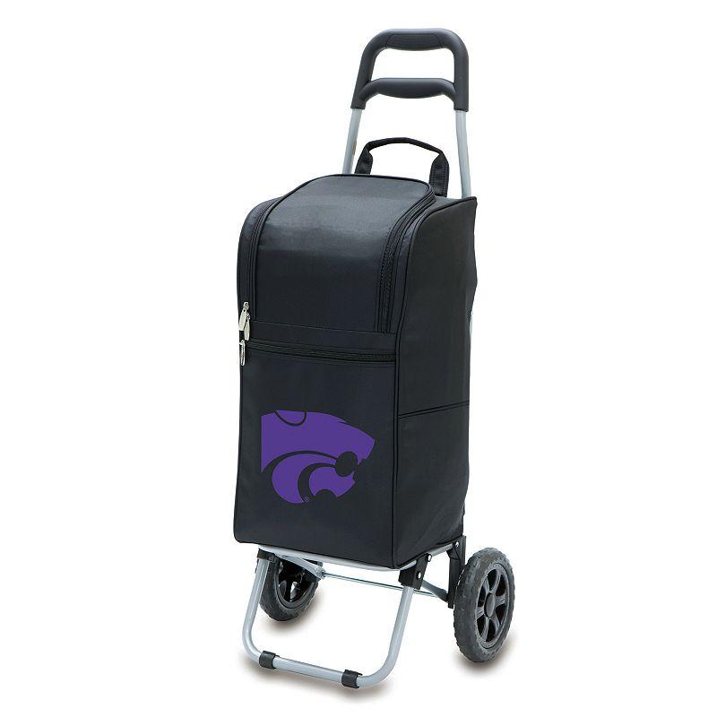 Picnic Time Kansas State Wildcats Cart Cooler