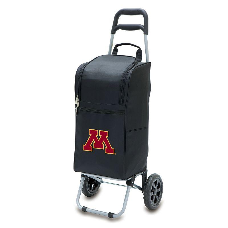 Picnic Time Minnesota Golden Gophers Cart Cooler