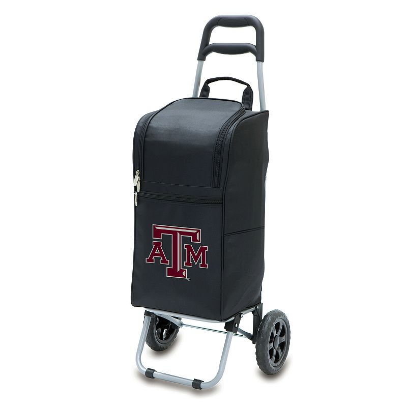 Picnic Time Texas A and M Aggies Cart Cooler