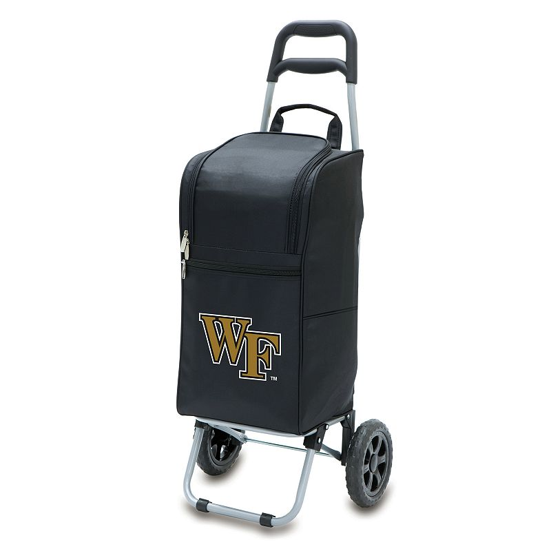 Picnic Time Wake Forest Demon Deacons Cart Cooler