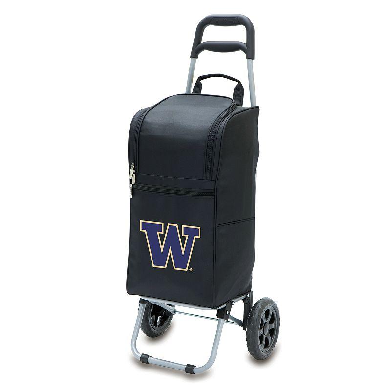Picnic Time Washington Huskies Cart Cooler