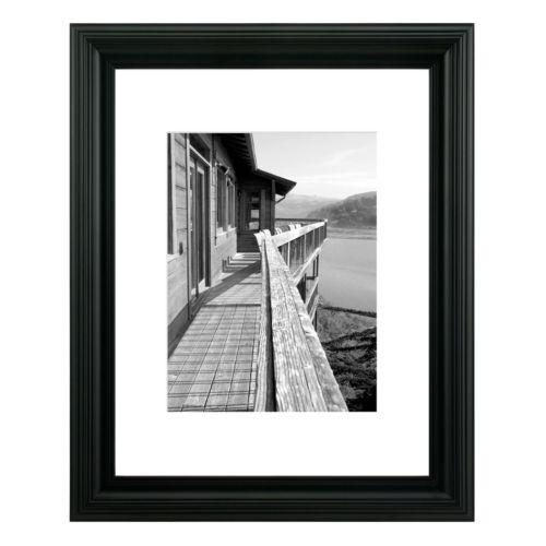 Malden Portrait 10 x 13 Matted Frame