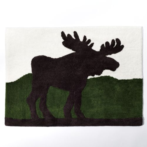 Bacova Woodlands Bath Rug