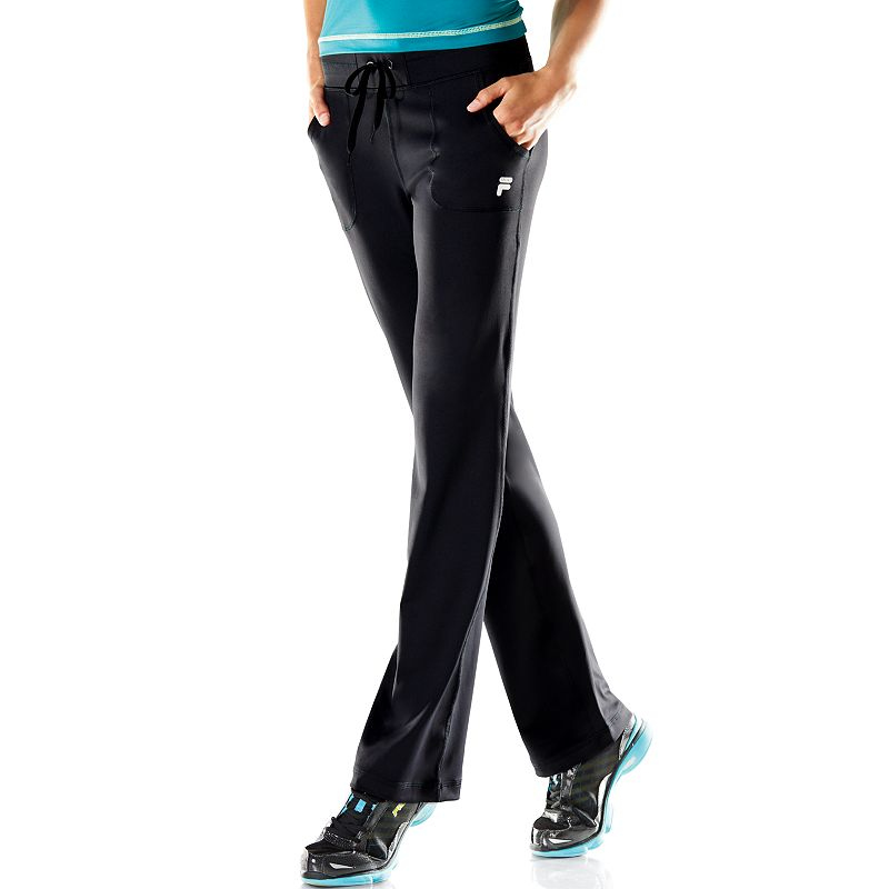 Women's FILA SPORT® Movement Straight-Leg Yoga Pants