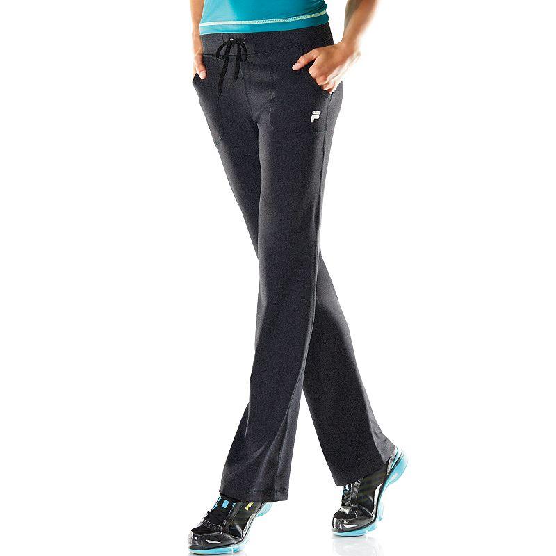 Women's FILA SPORT® Movement Straight-Leg Yoga Pants