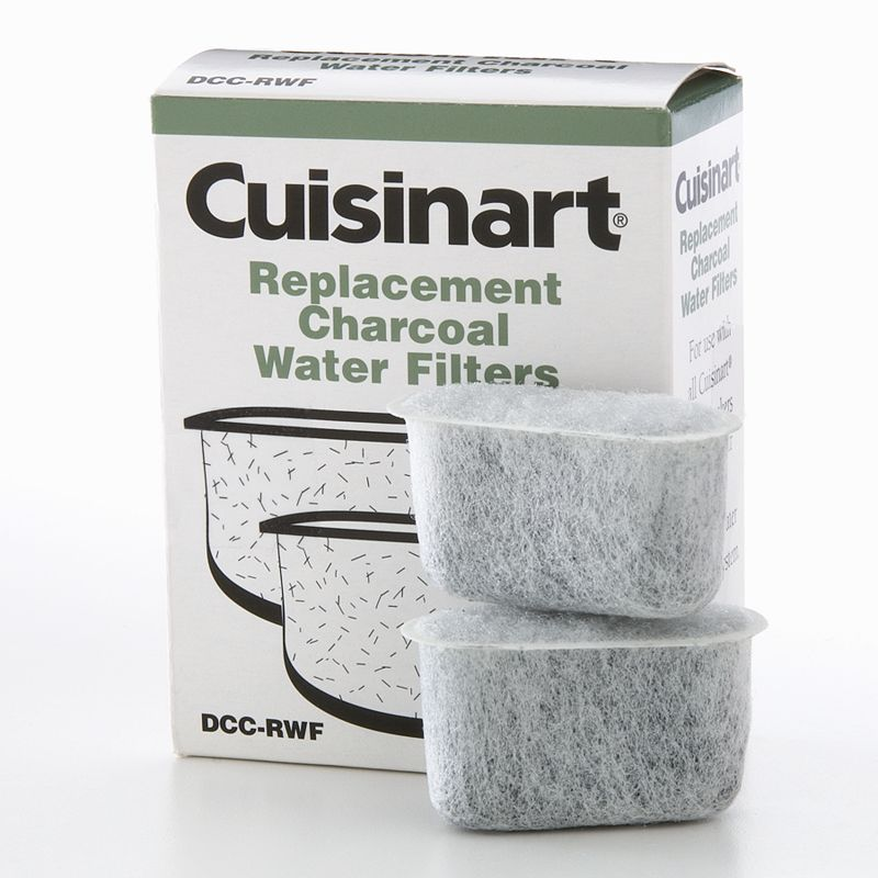 Cuisinart 2-pk. Replacement Charcoal Water Filters