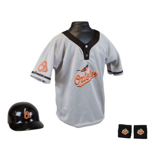 Franklin Baltimore Orioles Uniform Set - Boys