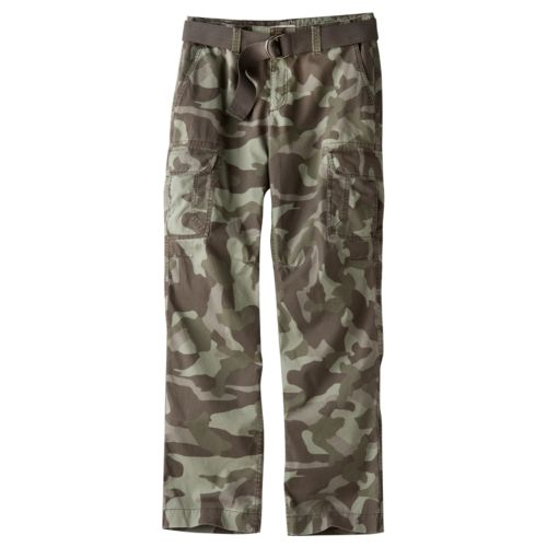 Men's Urban Pipeline® Camouflage Canvas Cargo Pants
