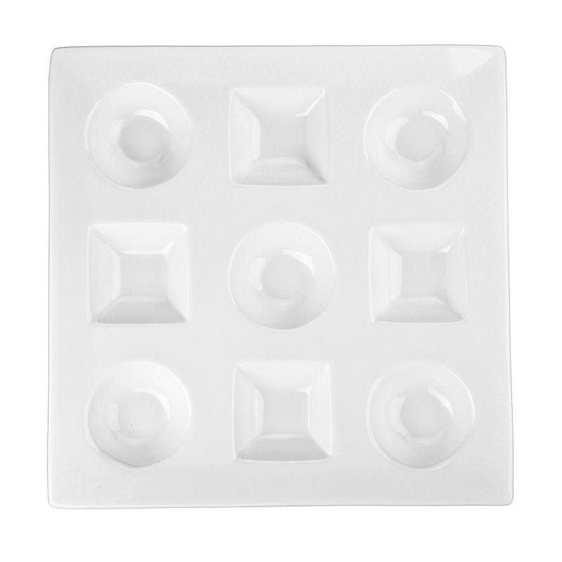 BIA Cordon Bleu 9-Section Square Serving Plate