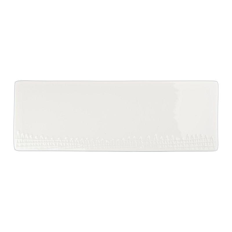 BIA Cordon Bleu Icing 15 3/4-in. Rectangular Platter