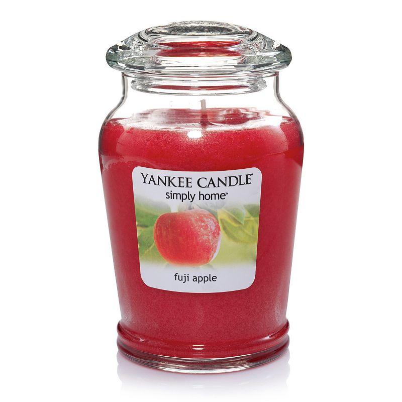 Yankee Candle simply home Fuji Apple 19-oz. Jar Candle