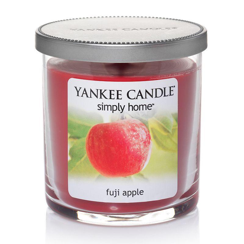 Yankee Candle simply home Fuji Apple 7-oz. Jar Candle