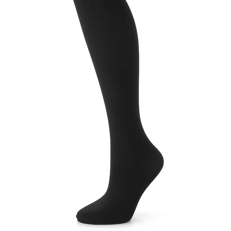 Hanes Matte Opaque Control-Top Tights