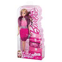 Barbie Pinktastic Wavy Blonde Doll by Mattel
