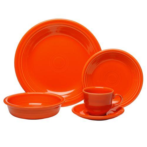 Fiesta 20-pc. Dinnerware Set