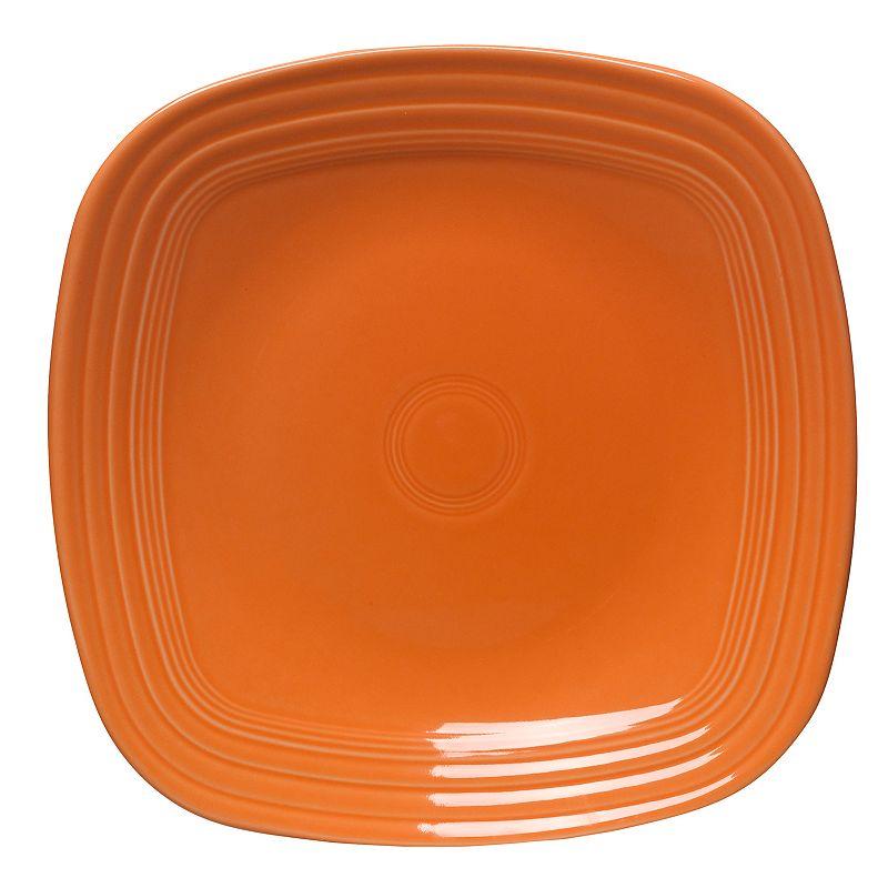 Fiesta Square Dinner Plate