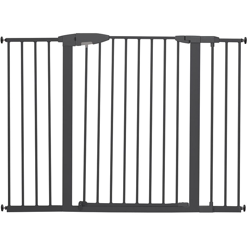 Munchkin Easy-Close Extra Tall and Wide Metal Gate Set