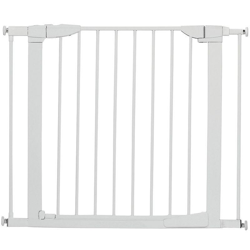 Munchkin Auto-Close Metal Gate Set