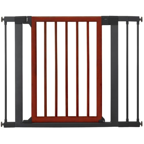 Munchkin Wood and Steel Designer Gate Set