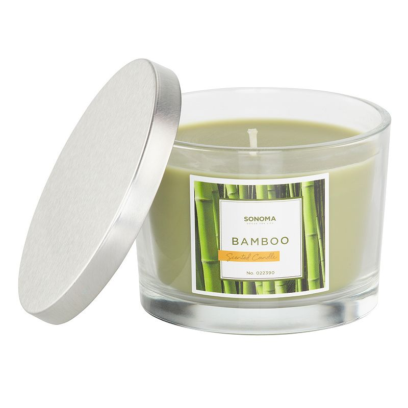 SONOMA Goods for Life™ Bamboo 4.8-oz. Jar Candle
