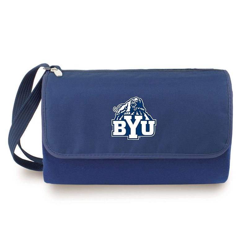 Picnic Time BYU Cougars Blanket Tote