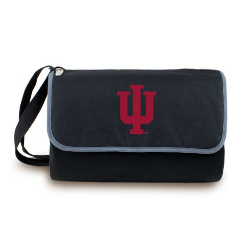Picnic Time Indiana Hoosiers Blanket Tote