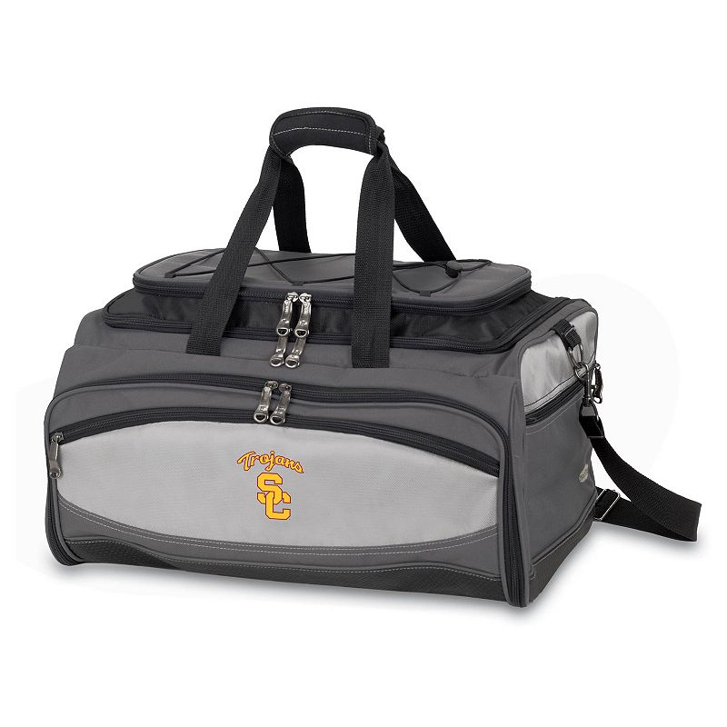 Picnic Time Buccaneer USC Trojans Tailgating Cooler and Grill