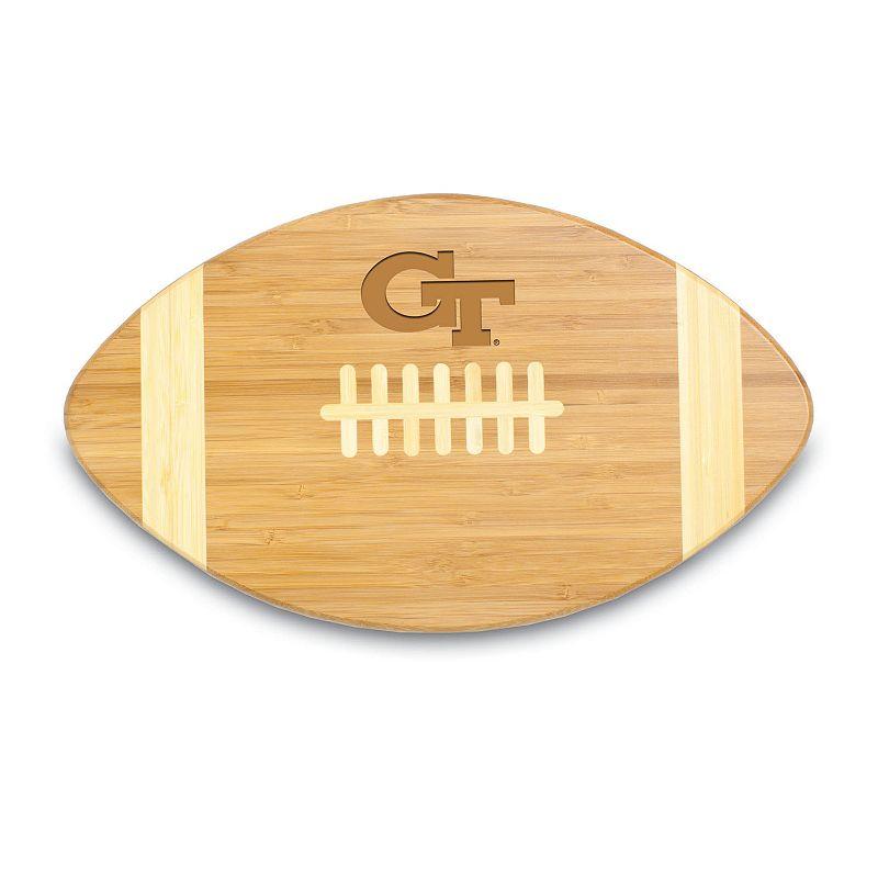 Picnic Time Georgia Tech Yellow Jackets Touchdown Cutting Board