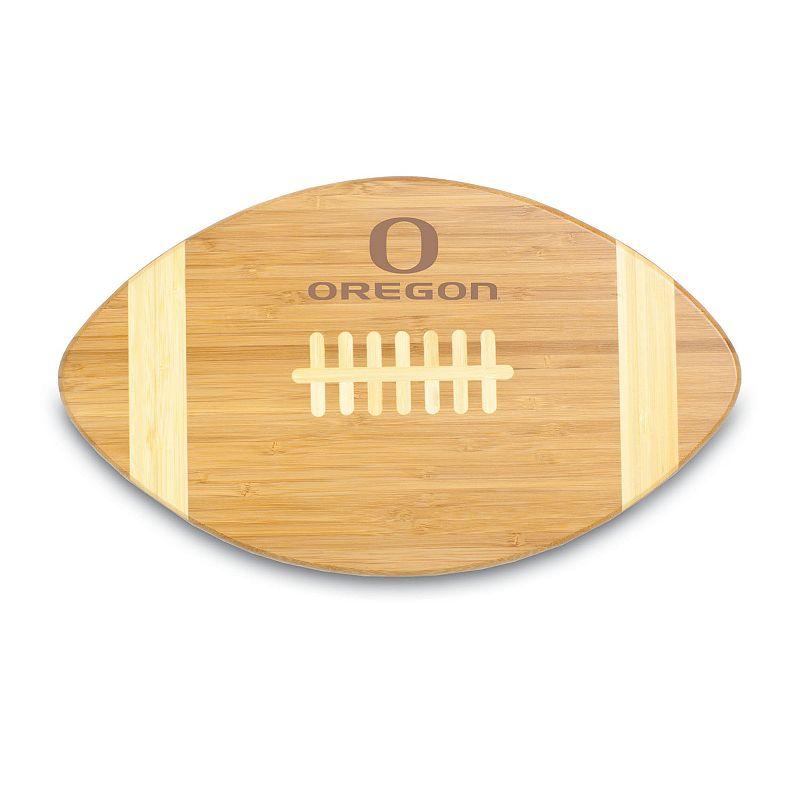 Picnic Time Oregon Ducks Touchdown Cutting Board