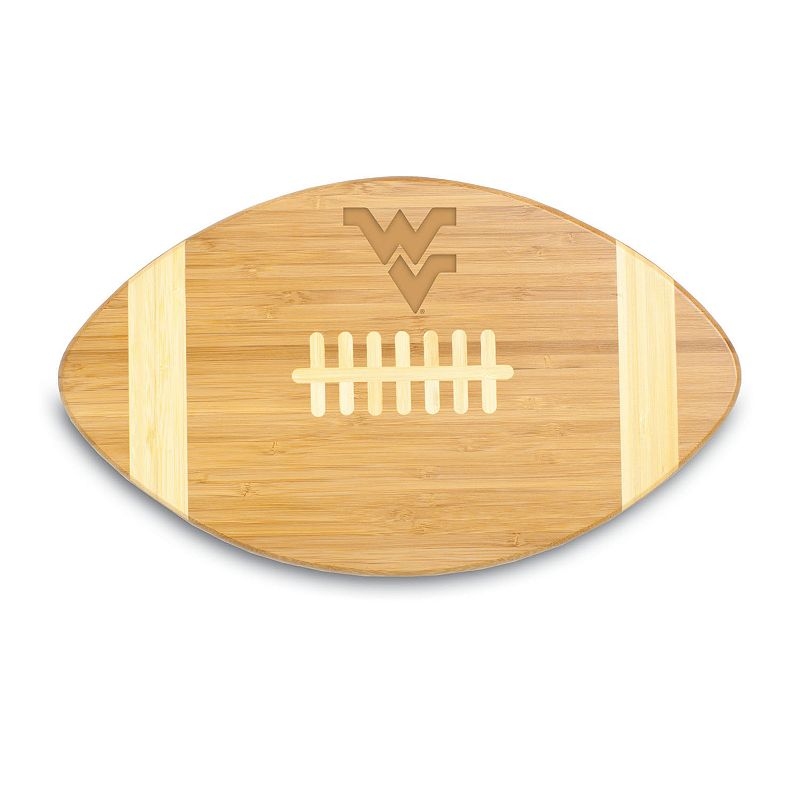 Picnic Time West Virginia Mountaineers Touchdown Cutting Board
