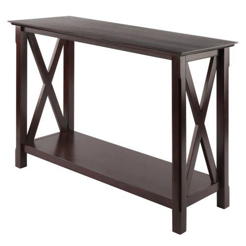 Winsome Xola Hall Table