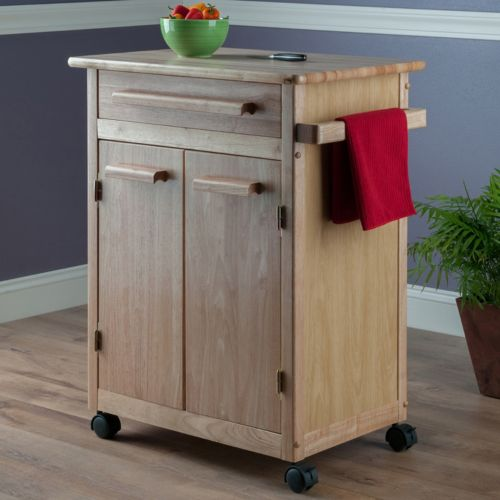 Winsome Storage Kitchen Cart