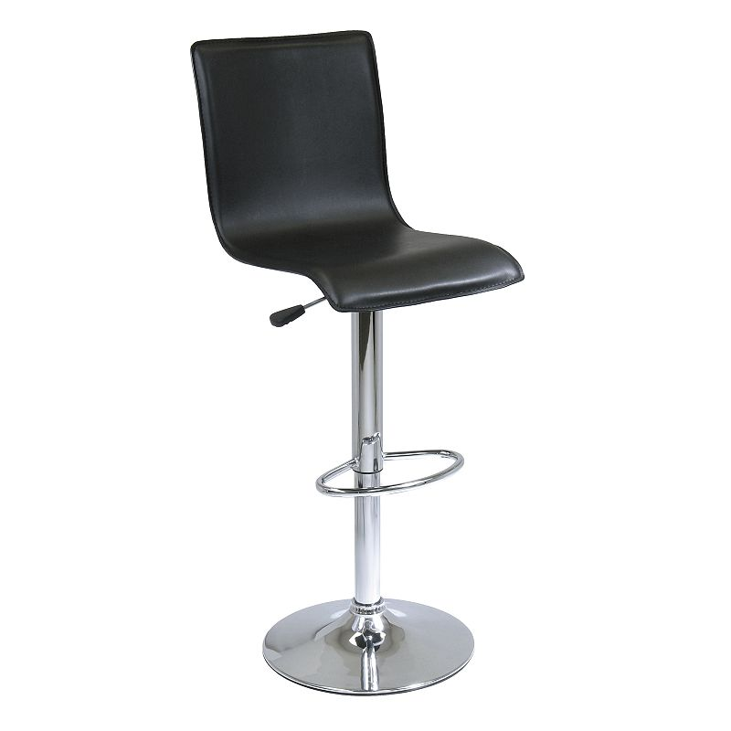 Winsome Airlift Adjustable Bar Stool
