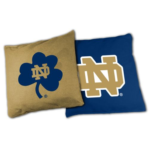 Notre Dame Fighting Irish Beanbag Set