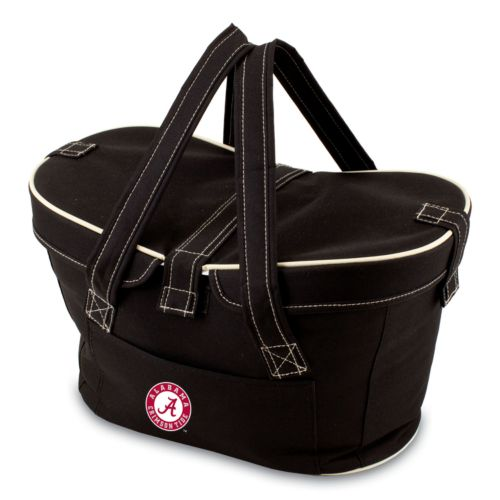 Picnic Time Mercado Alabama Crimson Tide Insulated Basket