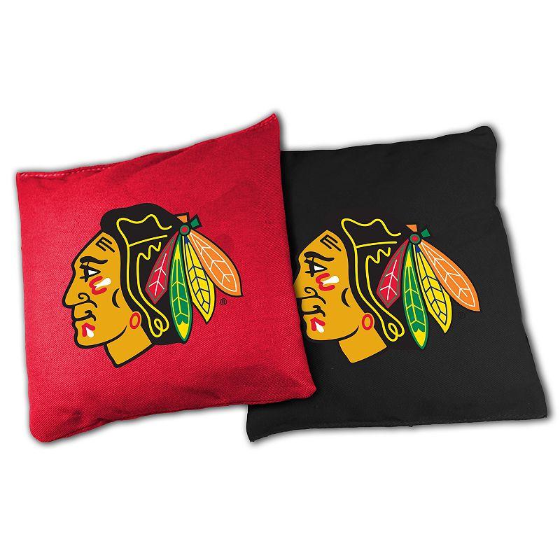 Chicago Blackhawks Beanbag Set