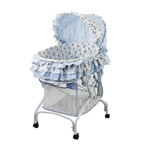 Dream On Me 2-In-1 Convertible Bassinet