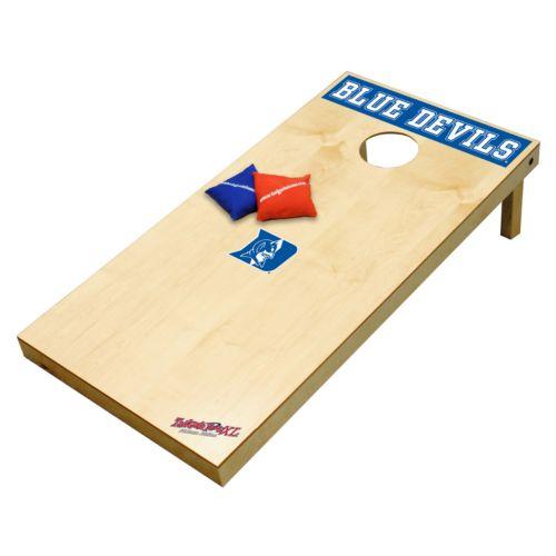 Duke Blue Devils Tailgate Toss XL Beanbag Game