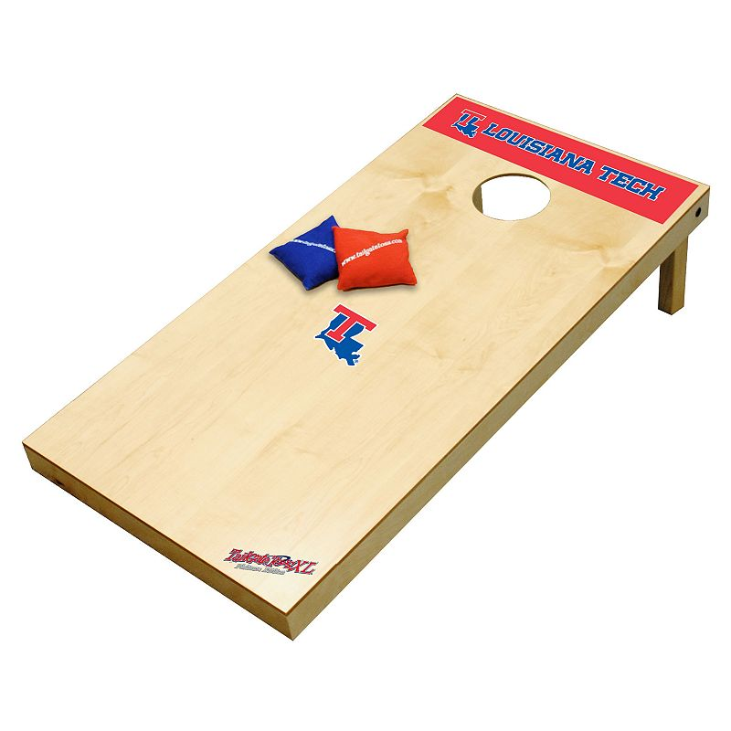 Louisiana Tech Bulldogs Tailgate Toss XL Beanbag Game