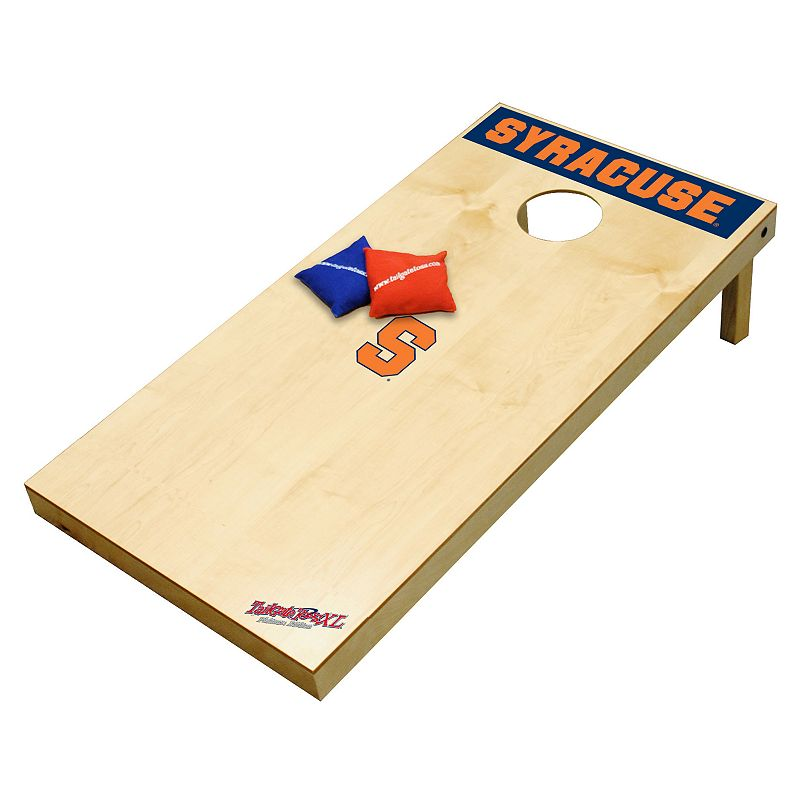 Syracuse Orange Tailgate Toss XL Beanbag Game