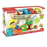 Fisher-Price Lil' Zoomers Safari Sounds Jungle