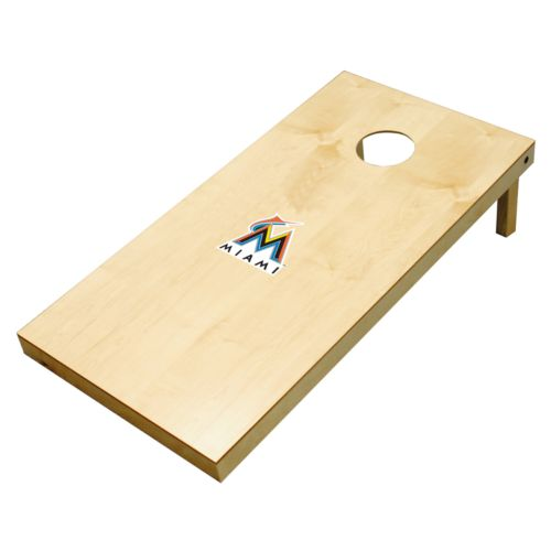 Miami Marlins Tailgate Toss XL Beanbag Game