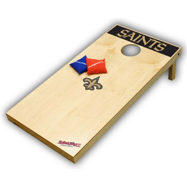New Orleans Saints Tailgate Toss XL Beanbag Game