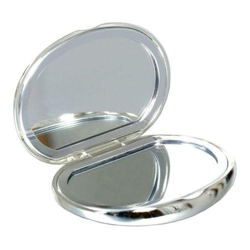 Natico Oval Compact Mirror