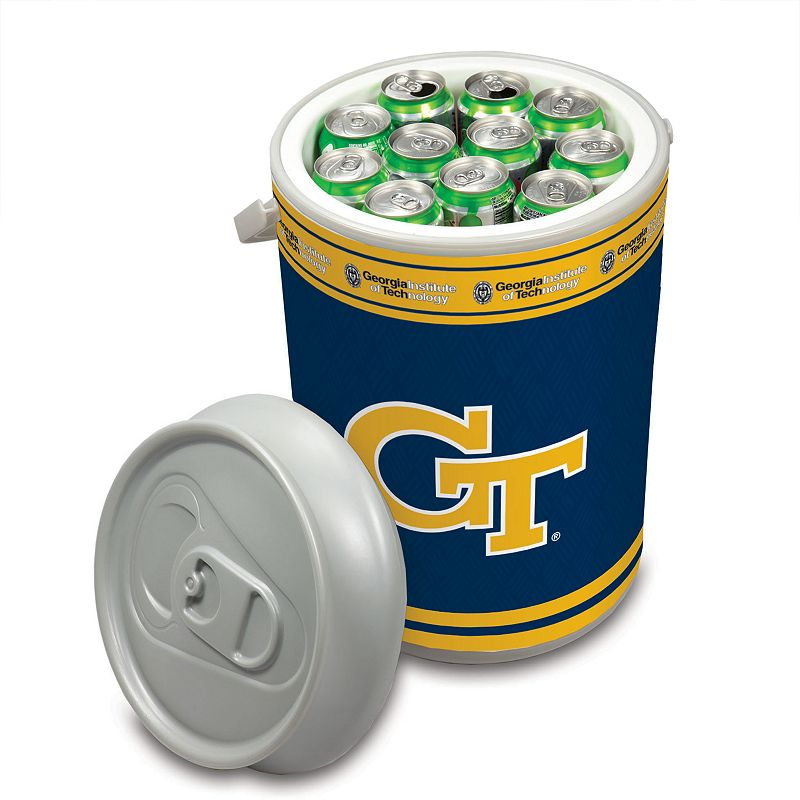 Picnic Time Georgia Tech Yellow Jackets Mega Can Cooler