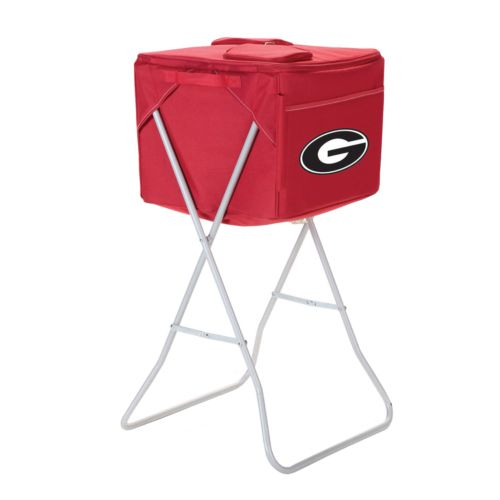 Picnic Time Georgia Bulldogs Party Cube