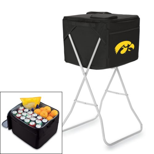 Picnic Time Iowa Hawkeyes Party Cube